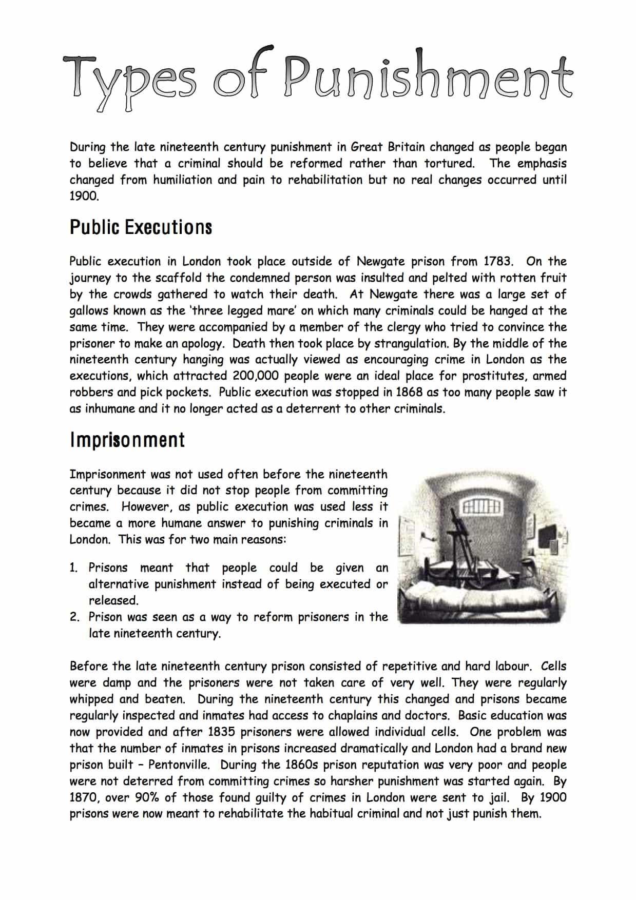 Gcse History Worksheets