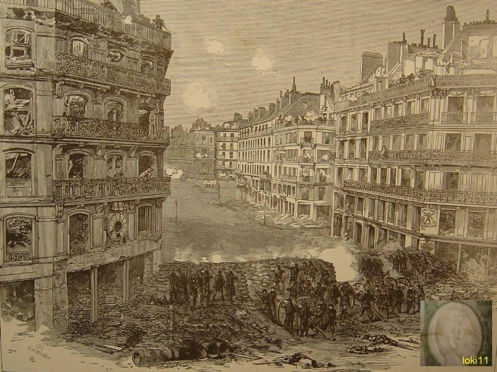 Paris Commune Facts Worksheets Prologue Impact Amp Outcome