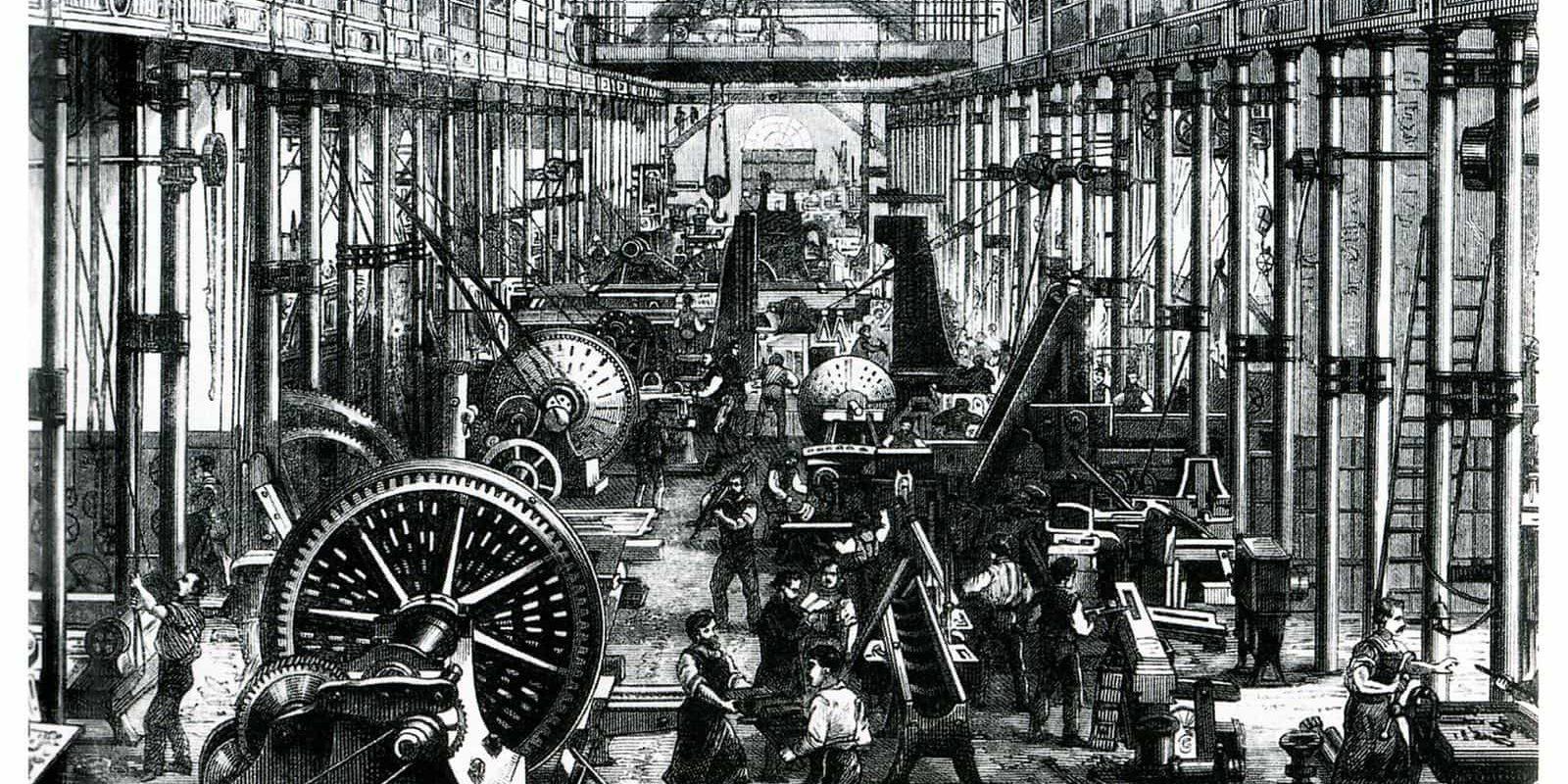 Industrial Age Worksheets