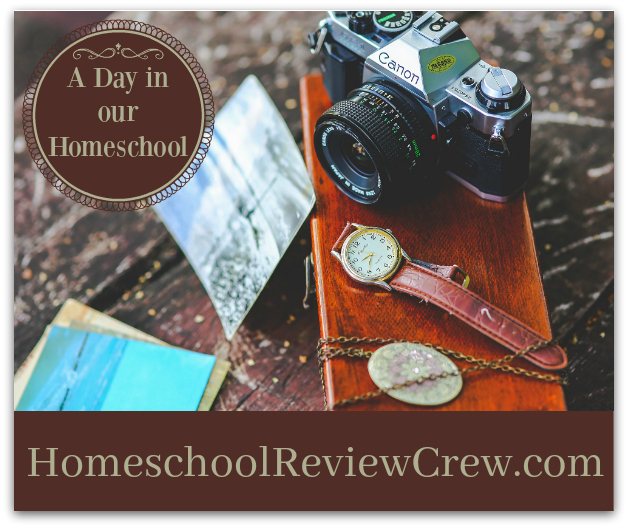 A Day in Our Homeschool 2017
