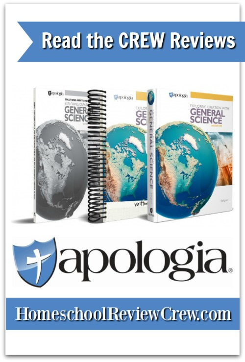 Exploring Creation with General Science, 3rd Edition. {Apologia Reviews}