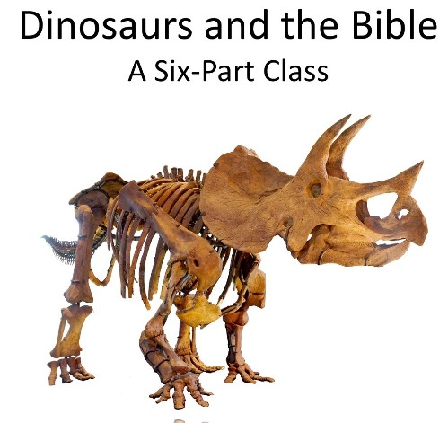Dinosaurs and the Bible Online Course