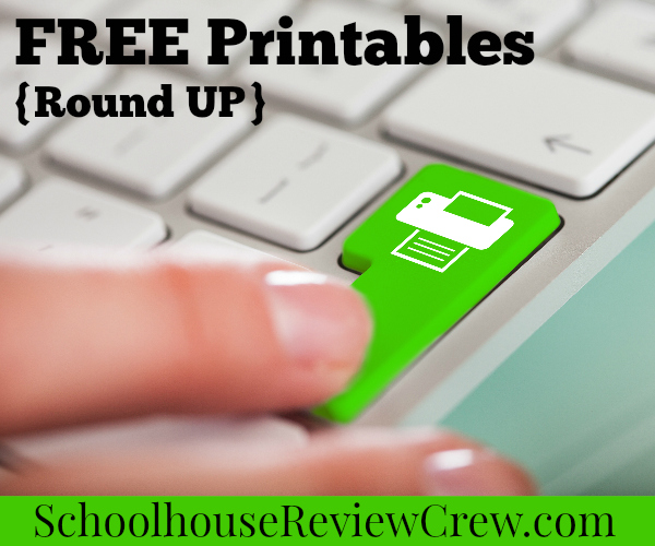 FREE Printables {Round Up}