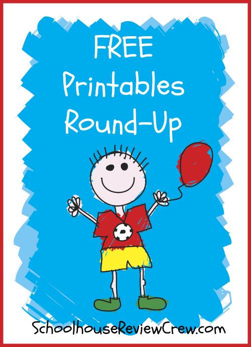 Free Printables Round-Upl
