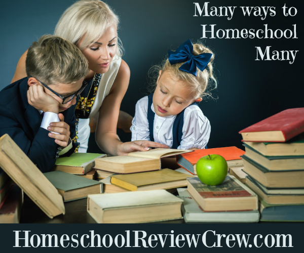 Many Ways to Homeschool Many