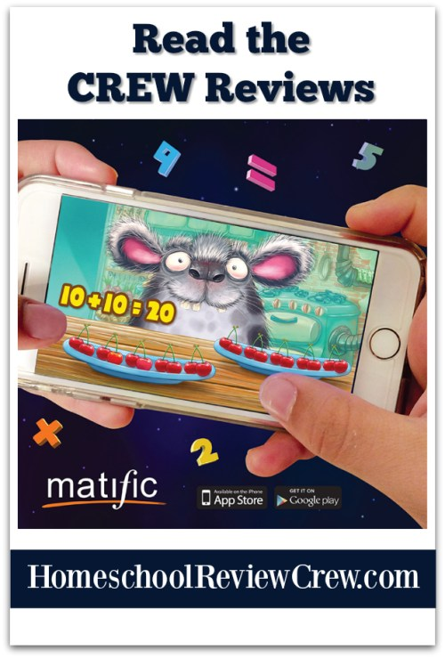 Grow Your Math Skills with Matific Galaxy {Matific Galaxy Reviews}