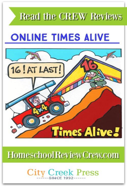 Online Times Alive {City Creek Press, Inc. Reviews}