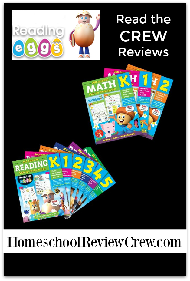 Online Reading Eggs Suite {Reading Eggs Reviews}