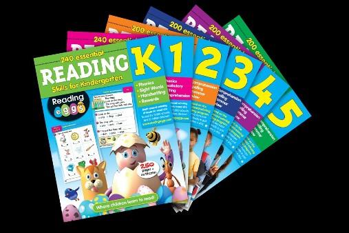 Online Reading Eggs Suite