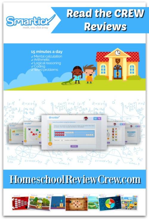Math Enrichment Program {Smartick Reviews}