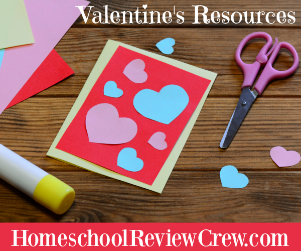 Valentine's Resources Homeschool Review Crew