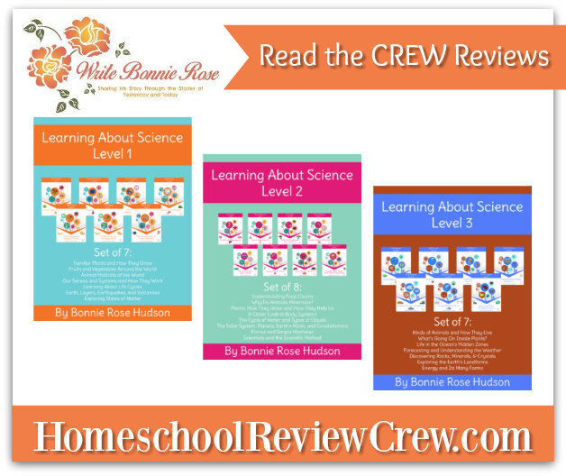Learning About Science collections {WriteBonnieRose Reviews}
