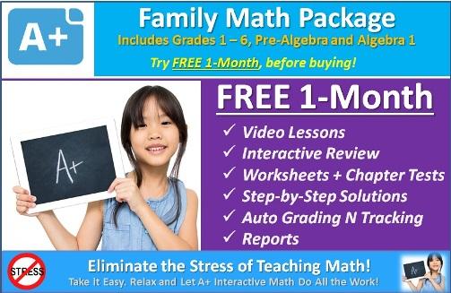 Family Math