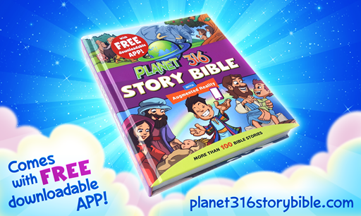 Planet 316 Story Bible and Bible App