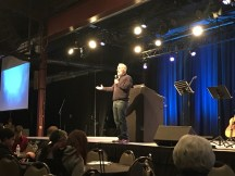 Stephen Kendrick at the Christian Worldview Film Festival