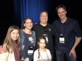 Mike Nawrocki, Larry the Cucumber, VeggieTales with the producers of Schoolhouse Rocked: The Homeschool Revolution.