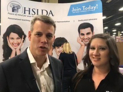 Michael Donnelly of HSLDA Talks Homeschooling at Teach Them Diligently, Nashville