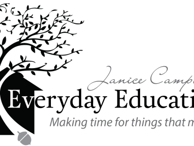 Marketing Partner Announcement – Janice Campbell's Everyday Education