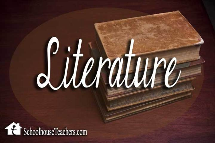 Literature Unit Schoolhouse Teachers- schoolhouseteachers.com