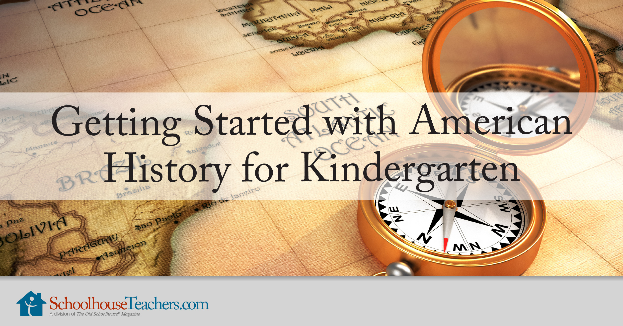 Homeschool History Getting Started With American History