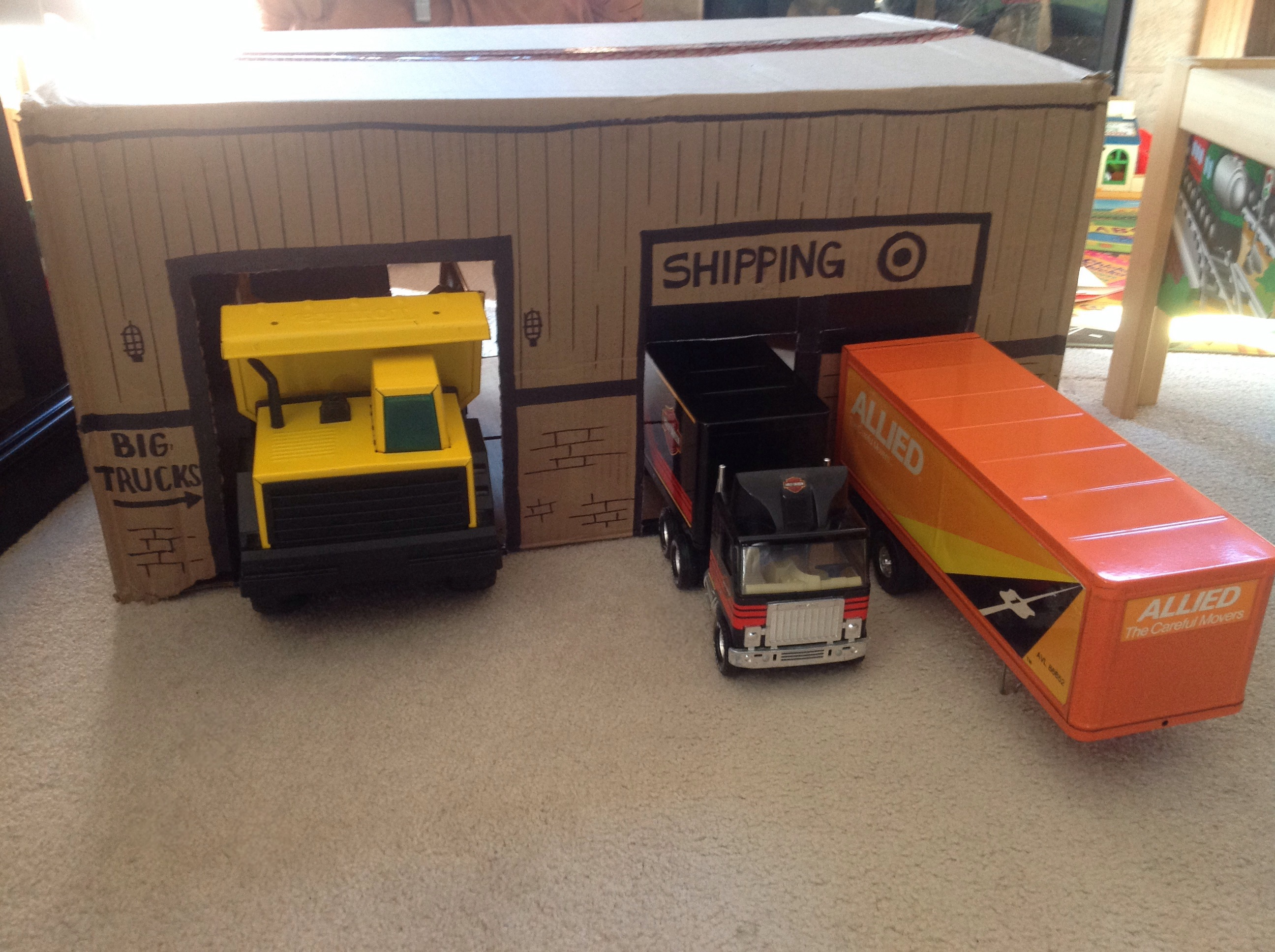 Garbage Truck Christmas