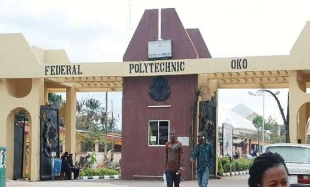 Federal Polytechnic Oko Cut Off Mark For 2020 2021 Academic Session