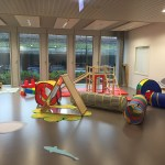 Indoor playground at Gems