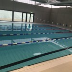 Swimming pool at Gems sports centre