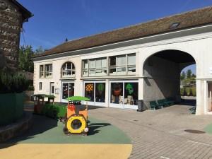 Ecole maternelle at Notre Dame du Lac