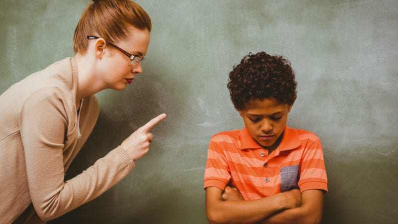 Principal Helpline: What if the Teacher Is the Bully? - School Leaders Now