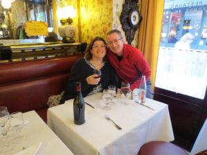 Jason and Elsie Mae - Paris in the springtime