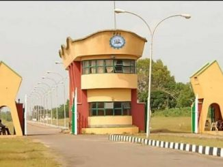 courses offered in ilaro poly