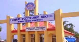Federal Poly Nekede (Nekedepoly) News