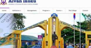 Alvan Ikoku Semester Results Now Available Online - Check Here