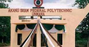 Akanu Ibiam Federal Polytechnic News