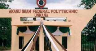 Akanu Ibiam Federal Polytechnic News