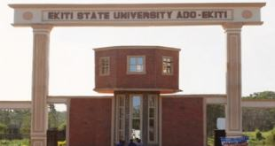 Ekiti State University, EKSU News