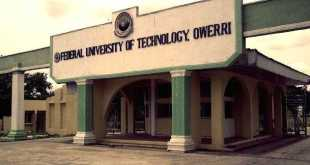 Federal University of Technology, Owerri, Nigeria, FUTO news