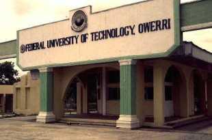 Federal University of Technology, Owerri, Nigeria, FUTO news