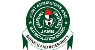 Joint Admission and Matriculation Board (JAMB) NEWS