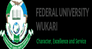 Federal University, Wukari, FUWAKARI News