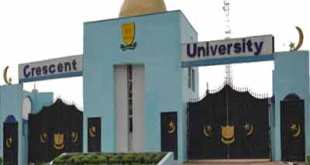 Crescent University, Abeokuta CUAB News
