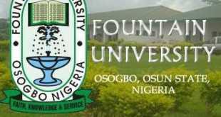 Fountain University News
