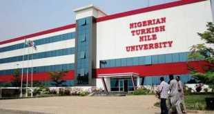 Nigerian Turkish Nile University News