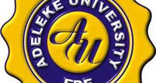 Adeleke University News