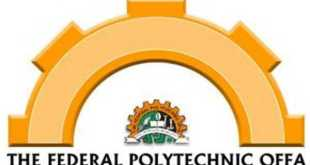 Federal Polytechnic Offa (OFFAPOLY) News