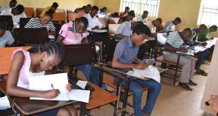 Post-UTME Aptitude test