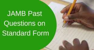 Free Jamb past questions download