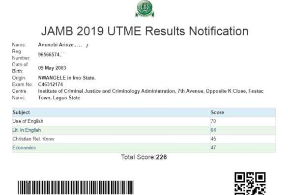 Easy Steps to Check Jamb Result 2021