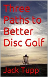 disc golf book